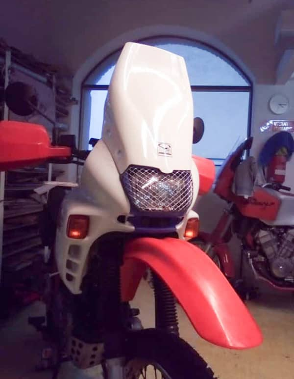 Cupolino Honda Dominator 650